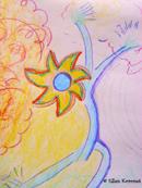 Doodle-Portrait by Ellen-K